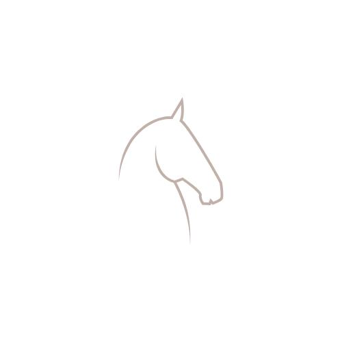 Equiline Ash X-grip Ridebukse m/knegrip - Hvit